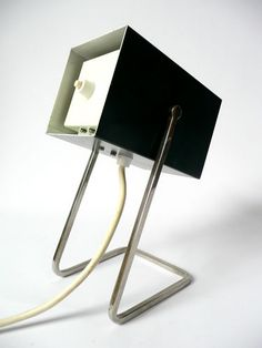 1960s KAISER 45097 Table / Desk Lamp Eames Panton Modernist Bauhaus 70s Era
