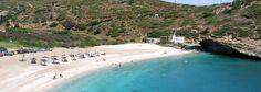 ‪#‎Vitali‬ beach at ‪#‎Andros‬ island ! Peaceful beauty.. ‪#‎YachtcharterGriechenland‬ ‪#‎YachtcharterKykladen‬