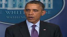 05.11.13: Así reaccionó Barack Obama a la noticia de la muerte de Nelson Mandela | CNN en Español