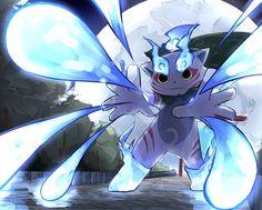 Yo Kai Watch 2, Anime Manga, Anime Art, Pokemon Champions, Mega Pokemon, Chibi Characters, Mythological Creatures, Cool Animations, Japanese Culture