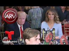 ¿Está infeliz Melania Trump en la Casa Blanca?   Al Rojo Vivo   Telemundo - YouTube