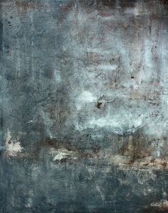 Grey brown painting © Christian Hetzel