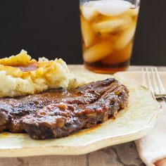 Braised Lamb Shoulder Chops- worthy of a try this was ah-mazing