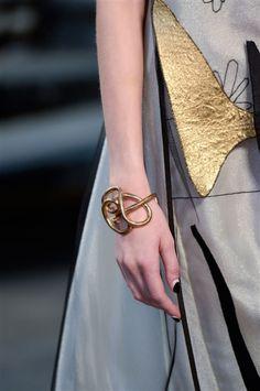 Antonio Marras e Monica Castiglioni settembre 2014 Milano   bracelet