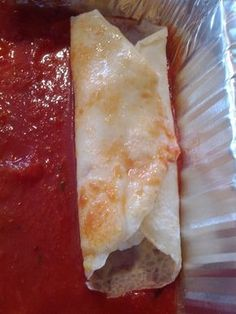 Manicotti - Recipe from my great great grandmother from Italy Manicotti Crepe Recipe, Manicotti Crepes, Homemade Manicotti Recipe, Italian Dishes, Italian Recipes, Italian Foods, Italian Snacks, Italian Cooking, Crepe Recipes