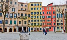 Secret Venice: guide to the city's best campi, or squares