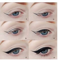 How Todo A Perfect Eyeliner!