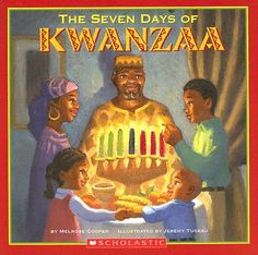 Seven Days Of Kwanzaa by Melrose Cooper