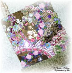 Victorian Quilted Purses | Crazy Quilt Purse Victorian Boho Bag Hand by Kittyandme on Etsy, $85 ...
