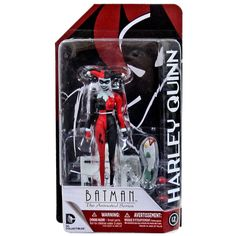 DC Comics Batman Animated Series Harley Quinn Action Figure - Radar Toys  - 1