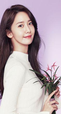 [2000x3700] 161205 YoonA Innisfree promotion pic cr SeoJeong via yoonyulcom HQ: Link