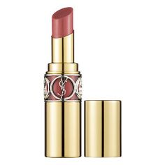 Yves Saint Laurent Rouge Volupté Shine in 7 Rose Infinite - shady pink taupe #SephoraPantone