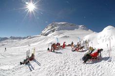 Rekordwinter auf der Zugspitze - http://www.reisegezwitscher.de/reisetipps-footer/1253-zugspitze
