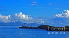 Ardnamurchan Lighthouse 4 photograph by Nancy L. Marshall - Ardnamurchan Lighthouse 4 Fine Art Prints and Posters for Sale #FineArtAmerica  Northern Scotland coastline