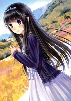 anime pretty scenery