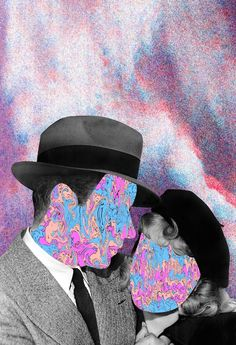 Psychedelic Portraits by Tyler Spangler-5*