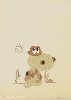 Todays Poke Doodle Hippopotas Textures By Bleeding Dragon And WebTreatsETC