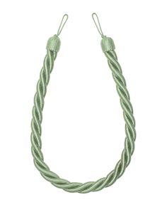 Rope Curtain Hedgerow Tieback #lauraashleyhome
