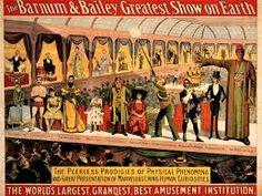 vintage side show - Google Search
