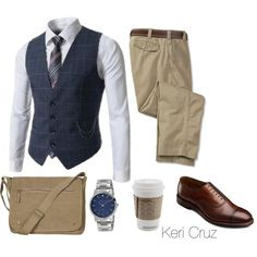 Invested by keri-cruz on Polyvore featuring Avenue, Topman and Kenneth Cole