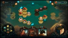 Faeria - Strategy Card Game - Home