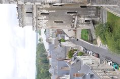 The Tour des Minimes at Amboise, scene of the dreadful fall in Queen's Play.