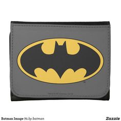 Batman Image 71 Wallet. Cool Gift Ideas.