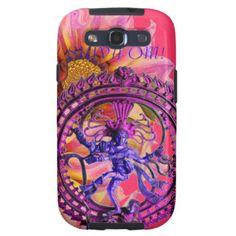 Dancing Consciousness is called Nataraj and is pictures as a dancing God. Life is defined as a dancing force and here it is on this beautiful phone case for those in yoga or who practice meditation or who love Indian scriptures.