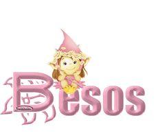 GIFS ANIMADOS: BESOS