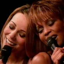 Mariah & Whitney When You Believe song :) if you listen closely, this song is self-empowering. When You Believe, Tommy Mottola, Love The 90s, The Last Laugh, Album Sales, Columbia Records, Billboard Hot 100, Hottest 100