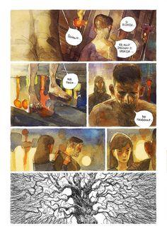unastoria - Gipi Comic Book Characters, Comic Books Art, Grafic Novel, Comic Layout, Graphic Novel Art, Comic Styles, Illustration Art, Storyboard Illustrations, Comic Artist
