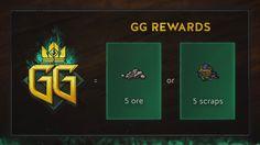 Gwent progression and leveling explained - GG reward