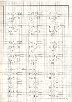 Class 1 Maths, Monster School, Math Sheets, Doc Mcstuffins Birthday, Kids Math Worksheets, Homeschool Math, Math For Kids, Elementary Math, Math Classroom