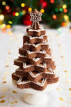 Our Christmas cake recipes - mmmmm! Christmas Chocolate, Christmas Sweets, Christmas Morning, Christmas Baking, Christmas Cookies, Christmas Time, Holiday Treats, Holiday Recipes, Xmas Food