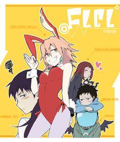 FLCL! ♥