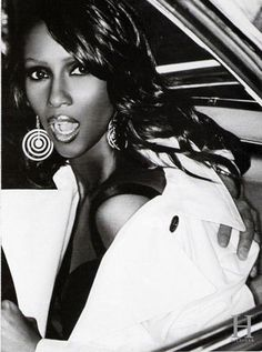 Fab Flash: Iman's Global Chic | POPSUGAR Style & Trends