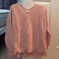 Lou and Grey Sweater Worn once No trades Make me a offer Lou & Grey Sweaters V-Necks