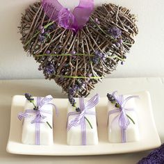 Pretty Up Your Bathroom With Homemade Lavender Soap Bars prima.co.uk