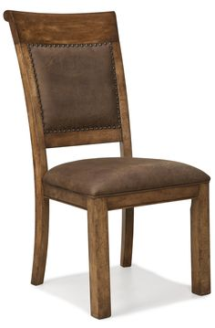 Legacy Classic Logan Upholstered Back Dining Side Chair with Nail Head Trim - Wolf Furniture - Dining Side Chair Pennsylvania, Maryland, Virginia Wolf Furniture, Dining Furniture, Dining Chairs, Dining Room, Furniture Ideas, Nailhead Trim, Joss And Main, Side Chairs, Logan