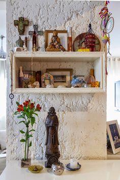 Espaços para oração e meditação em casa