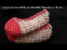Zapatillas a Trapillo ¡¡ Tutorial DIY !! Paso a Paso., My Crafts and DIY Projects