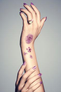 Bright Bridal Make-Up Inspiration | Tabby Casto | Mateus Sitek | Bridal Musings…