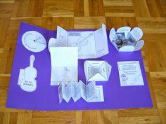 "Lapbooks in der Grundschule: Musik ""Die Violine"""