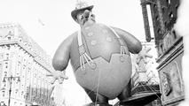 The Macy's Thanksgiving Day Parade Through the Years The iconic Macy's Thanksgiving Day Parade is kicking off the holiday season Thursday for the year in a row. The post The Macy's Thanksgiving. Bug Exterminator, Thanksgiving Day Parade, Brooklyn, Bed, Stream Bed, Beds