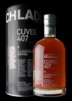 Cuvee 407: PX Whisky - Experimental Single Malt Scotch