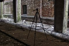 a photographer should never be without his tripod