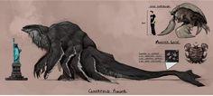 [스압] 흰수염고래의 11.6배 심해 거대괴물 논트루마의 진실 : 네이버 블로그