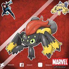 Black Widow Marvel, Marvel Vs, Marvel Comics, Pokemon Funny, New Pokemon, Pokemon Stuff, Sucker Punch, Teaser, Avengers