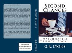 Cover art for Second Chances, courtesy of Natalie Danelishen. Second Chances, Cover Art, Romance, Fantasy, Romantic Things, Fantasy Movies, Fantasia, Romantic, Romances
