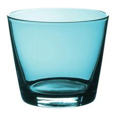 DIOD Glas IKEA Mundgeblasen, jedes Exemplar wurde von einem talentierten Kunsthandwerker gefertigt.